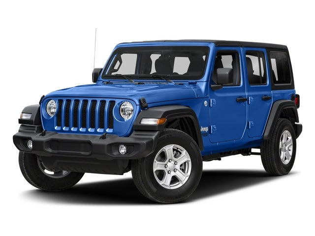 2018 Jeep Wrangler Unlimited Sahara In Cockeysville, MD   Don Whiteu0027s  Timonium Chrysler Dodge Jeep