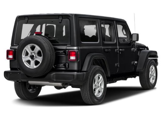 2019 Jeep Wrangler Unlimited Sport S In Eysville Md Don White Timonium Chrysler Dodge