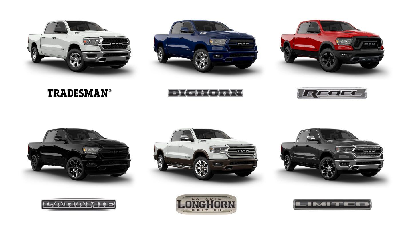 View the 2019 RAM 1500 coming to Cockeysville Maryland ...