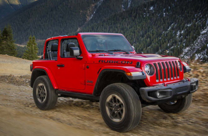 2019 Jeep Wrangler Pickup L Maryland News Jeep News