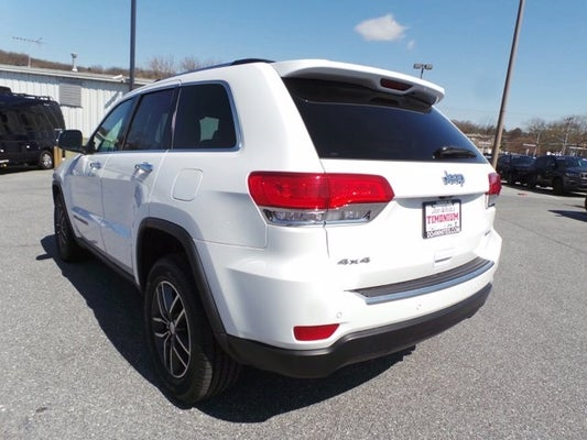 Used 2017 Jeep Grand Cherokee for Sale in Cockeysville ...